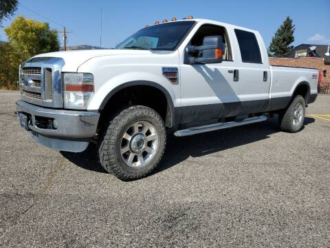 2009 Ford F-350 Super Duty for sale at HIGH COUNTRY MOTORS in Granby CO