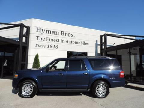2012 Ford Expedition EL for sale in Richmond, VA