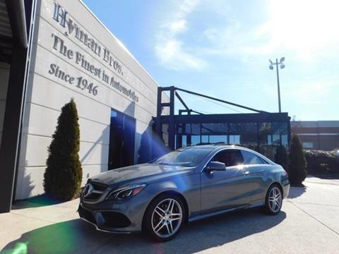 2017 Mercedes-Benz E-Class for sale in Richmond, VA