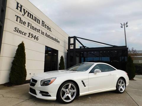 Mercedes benz sl class for sale in richmond va for Mercedes benz of richmond