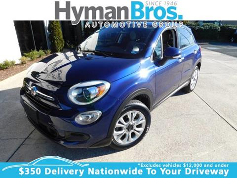 2016 FIAT 500X for sale in Richmond, VA