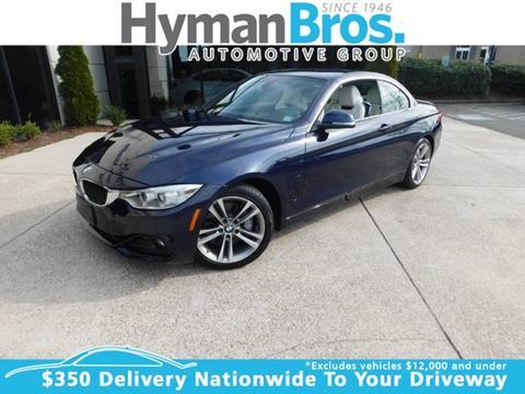 2016 BMW 4 Series for sale in Richmond, VA