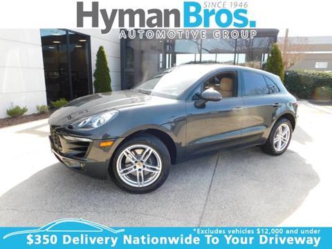2017 Porsche Macan for sale in Richmond, VA
