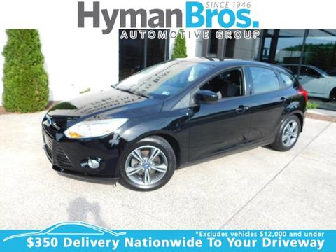 Cars For Sale Richmond Va >> 2012 Ford Focus For Sale In Richmond Va