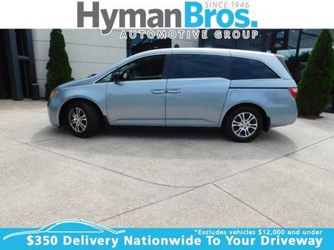2012 Honda Odyssey for sale in Richmond, VA