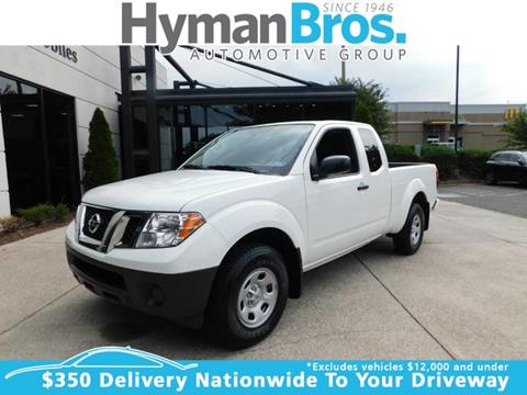 2018 Nissan Frontier for sale in Richmond, VA