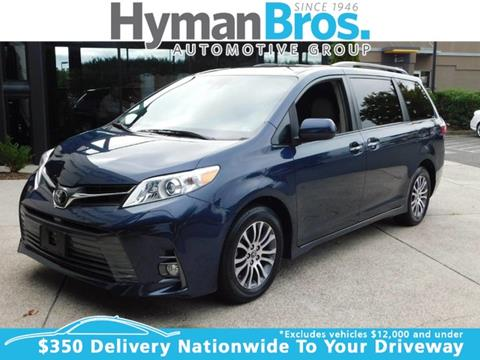 2018 Toyota Sienna for sale in Richmond, VA