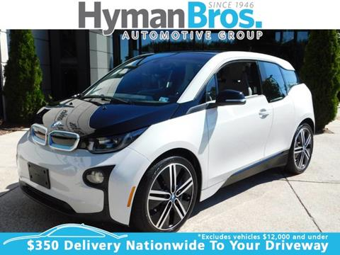 2017 BMW i3 for sale in Richmond, VA