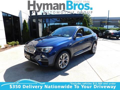 2016 BMW X4 for sale in Richmond, VA