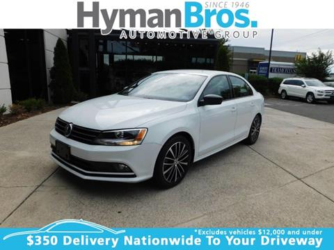 2016 Volkswagen Jetta for sale in Richmond, VA