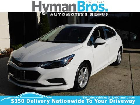 2018 Chevrolet Cruze for sale in Richmond, VA