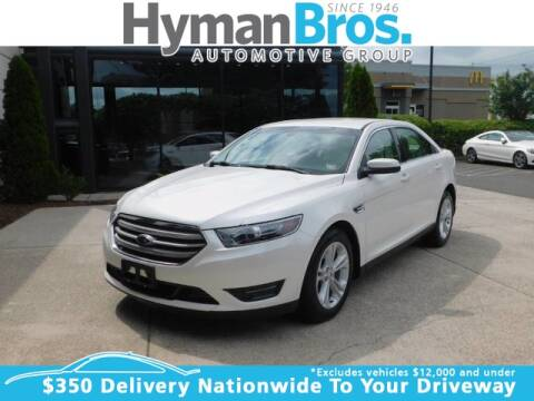 2018 Ford Taurus SEL for sale at HYMAN BROS. AUTOMOBILES WEST BROAD in Richmond VA