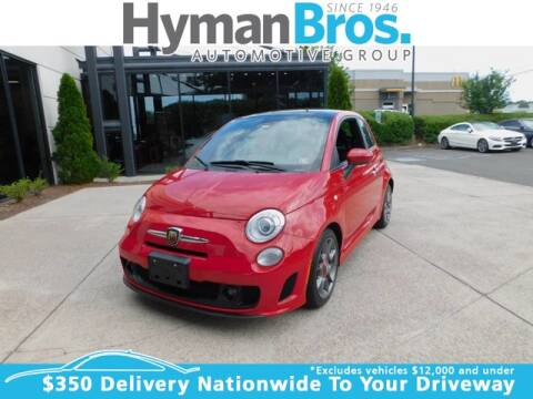 2015 FIAT 500 Abarth for sale at HYMAN BROS. AUTOMOBILES WEST BROAD in Richmond VA