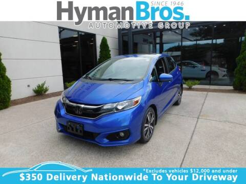 2018 Honda Fit EX for sale at HYMAN BROS. AUTOMOBILES WEST BROAD in Richmond VA