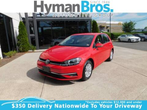 2018 Volkswagen Golf for sale at HYMAN BROS. AUTOMOBILES WEST BROAD in Richmond VA
