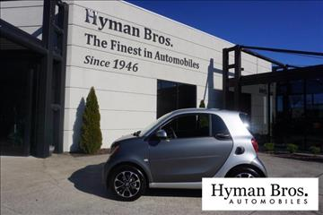 2016 Smart fortwo for sale in Richmond, VA