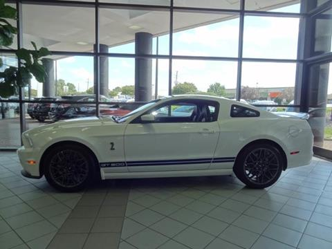 2013 Ford Shelby GT500 for sale in Midlothian, VA