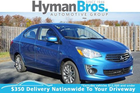2019 Mitsubishi Mirage G4 for sale in Midlothian, VA