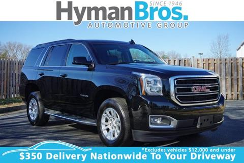 2017 GMC Yukon for sale in Midlothian, VA