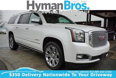 2016 GMC Yukon XL for sale in Midlothian, VA