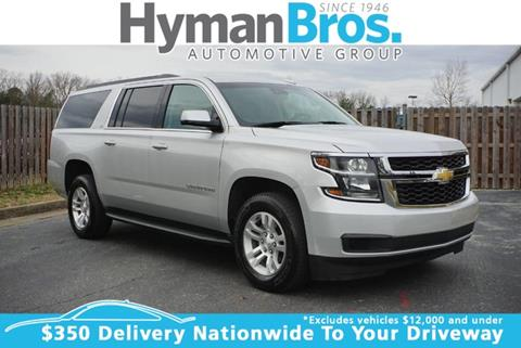 2018 Chevrolet Suburban for sale in Midlothian, VA
