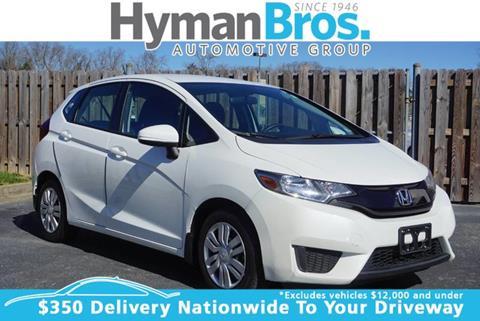 2016 Honda Fit for sale in Midlothian, VA