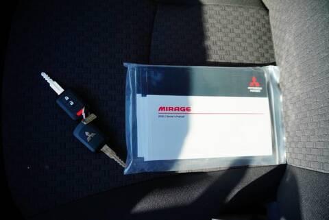 2020 Mitsubishi Mirage