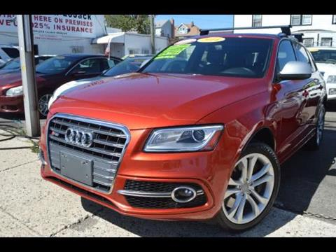 2014 Audi SQ5 for sale in Richmond Hill, NY