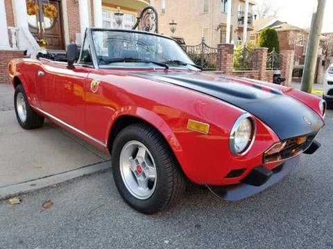 1979 fiat 124 spider for sale. Black Bedroom Furniture Sets. Home Design Ideas