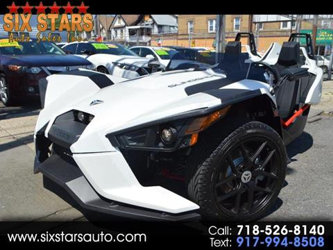 Polaris Slingshot For Sale In New York Carsforsale Com