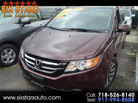 2014 Honda Odyssey for sale in Richmond Hill, NY