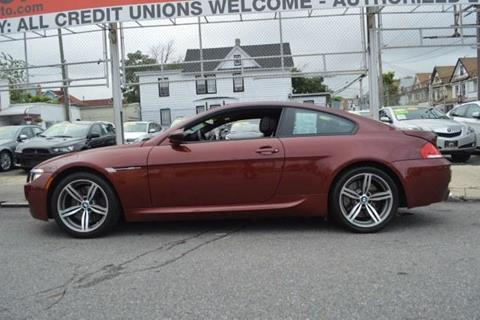 BMW M6 For Sale in New York  Carsforsalecom