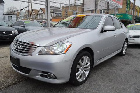 2010 Infiniti M35 for sale in Richmond Hill, NY
