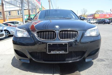 2008 BMW M5 for sale in Richmond Hill, NY