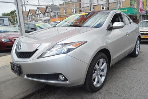 Used Acura ZDX For Sale In New York Carsforsalecom - Used acura zdx for sale