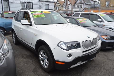 2010 BMW X3 for sale in Richmond Hill, NY