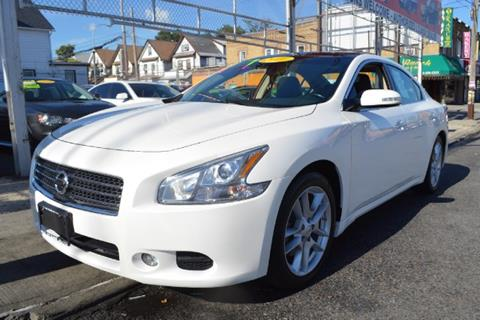 2011 Nissan Maxima for sale in Richmond Hill, NY