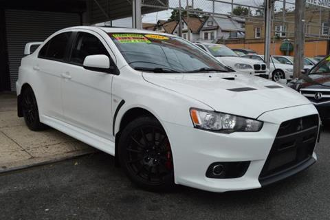Used Mitsubishi Lancer >> Used Mitsubishi Lancer Evolution For Sale In New York Carsforsale Com