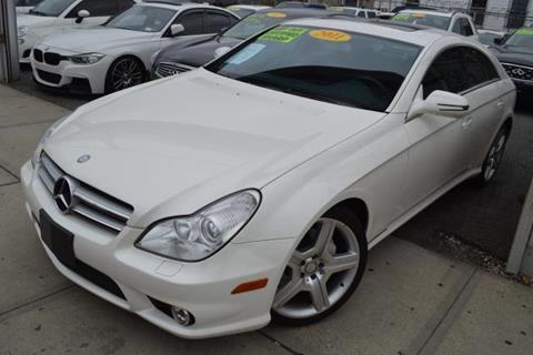 2011 Mercedes-Benz CLS for sale in Richmond Hill, NY