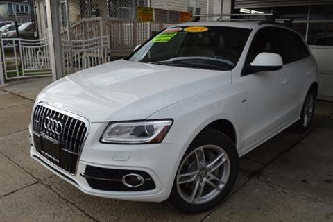 2013 Audi Q5 for sale in Richmond Hill, NY