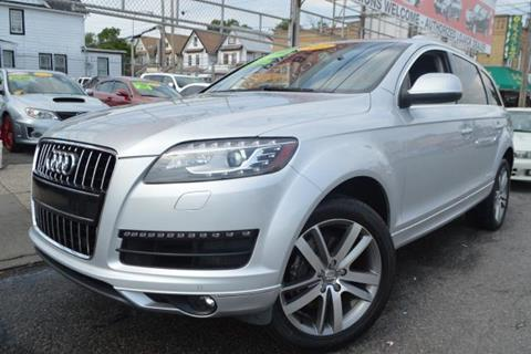 2011 Audi Q7 for sale in Richmond Hill, NY