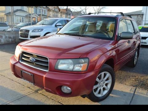 2005 Subaru Forester for sale in Richmond Hill, NY