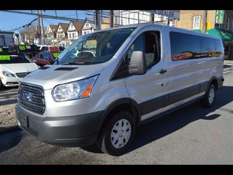 2015 Ford Transit Wagon for sale in Richmond Hill, NY