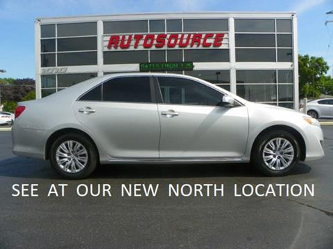 2013 Toyota Camry for sale in Milwaukee, WI