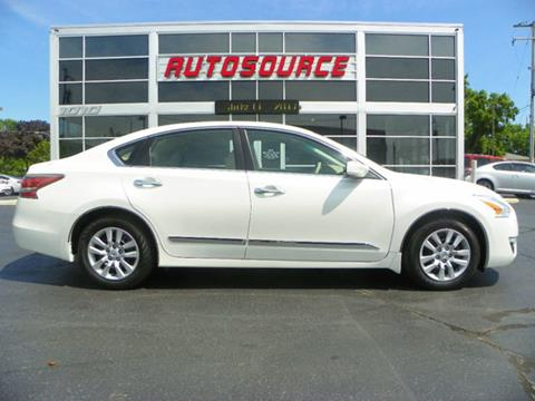 2015 Nissan Altima for sale in Milwaukee, WI