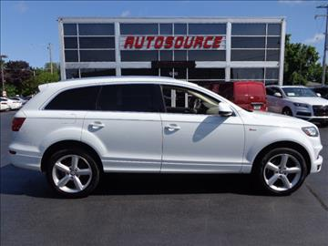 2013 Audi Q7 for sale in Milwaukee, WI