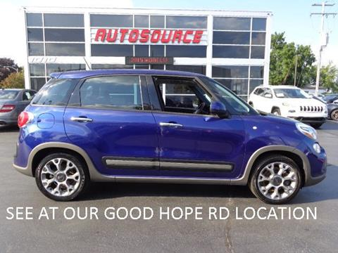 2015 FIAT 500L for sale in Milwaukee, WI