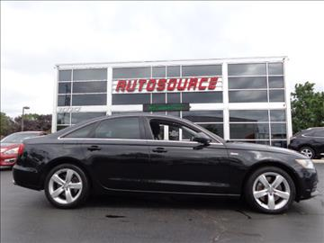 2012 Audi A6 for sale in Milwaukee, WI