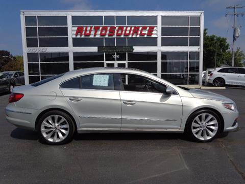 2011 Volkswagen CC for sale in Milwaukee, WI