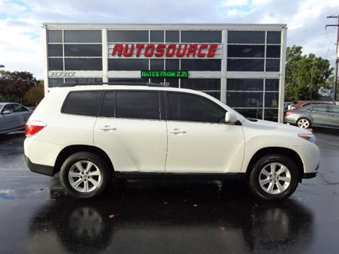2013 Toyota Highlander for sale in Milwaukee, WI